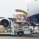Частный самолет для авиаперевозки грузов